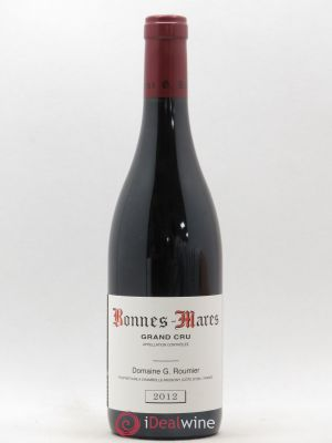 Bonnes-Mares Grand Cru Georges Roumier (Domaine)  2012 - Lot de 1 Bottle