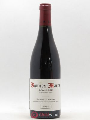 Bonnes-Mares Grand Cru Georges Roumier (Domaine)  2010 - Lot de 1 Bottle