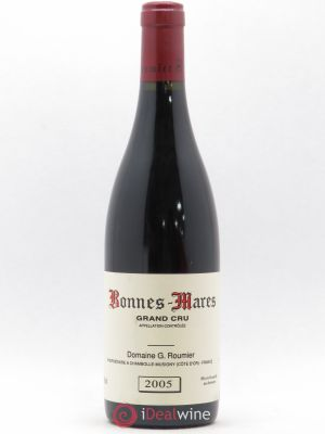 Bonnes-Mares Grand Cru Georges Roumier (Domaine)  2005 - Lot de 1 Bottle