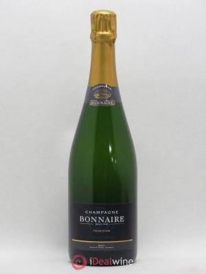 Champagne Champagne Brut Tradition Bonnaire ---- - Lot de 1 Bottle