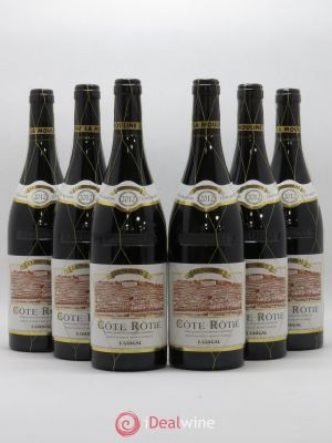 Côte-Rôtie La Mouline Guigal  2012 - Lot de 6 Bottles