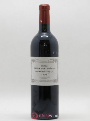Château Moulin Saint Georges  2008 - Lot de 1 Bottle