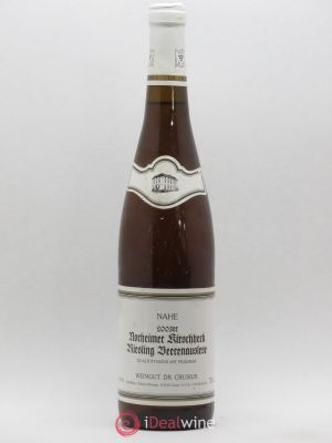 Allemagne Nahe Norheimer Kirschheck Riesling Beerenauslese Weingut Dr. Crusius 2003 - Lot de 1 Bouteille