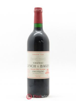 Château Lynch Bages 5ème Grand Cru Classé  1994 - Lot de 1 Bottle