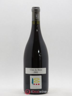 Chambertin Clos de Bèze Grand Cru Prieuré Roch  2001 - Lot de 1 Bottle