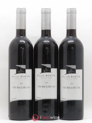 Vins Etrangers Suisse Heredium Pierre Robyr 70cl 2004