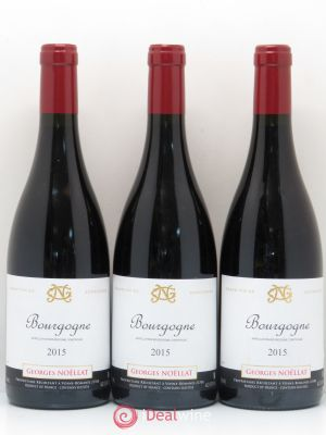 Bourgogne Georges Noellat (no reserve) 2015 - Lot de 3 Bottles