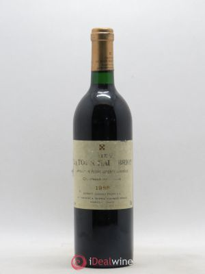 Château La Tour Haut-Brion Cru Classé de Graves  (no reserve) 1988 - Lot de 1 Bottle