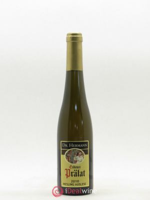 Riesling Erdener Pralat Auslese Goldkapsel Hermann (no reserve) 2010 - Lot de 1 Half-bottle