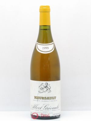 Meursault Albert Grivault (no reserve) 1999 - Lot de 1 Bottle