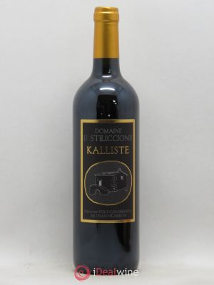 Ajaccio Kalliste Domaine U Stiliccionu (no reserve) 2013 - Lot de 1 Bottle