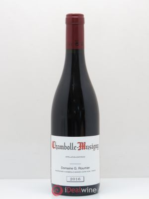 Chambolle-Musigny Georges Roumier (Domaine)  (no reserve) 2016