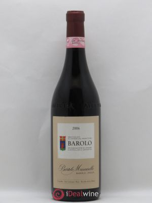 Barolo DOCG Bartolo Mascarello   2006 - Lot de 1 Bottle