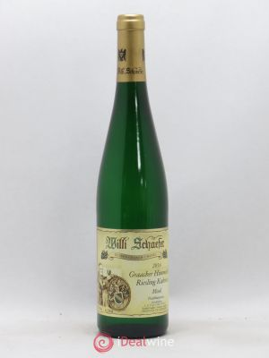 Riesling Willi Schaefer Graacher Himmelreich Kabinett  (no reserve) 2016 - Lot de 1 Bottle