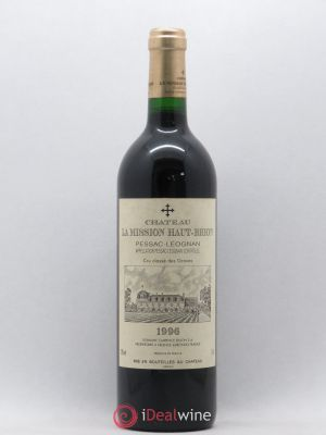 Château La Mission Haut-Brion Cru Classé de Graves  1996 - Lot de 1 Bottle