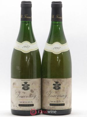 Vouvray Clos Naudin - Philippe Foreau  1997
