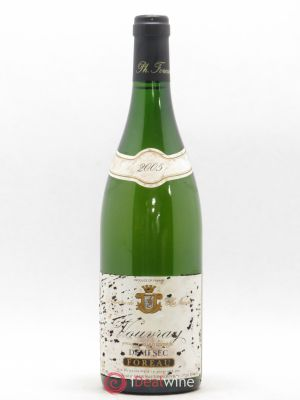 Vouvray Demi-Sec Clos Naudin - Philippe Foreau  2005