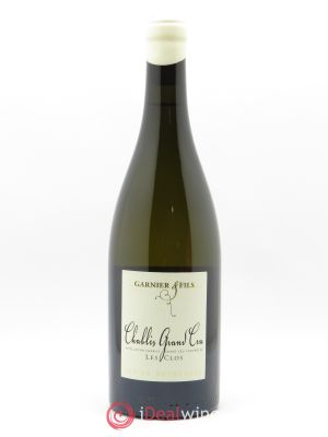Chablis Grand Cru Les Clos Garnier & Fils  2016 - Lot de 1 Bottle