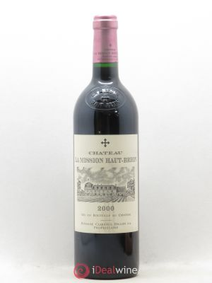 Château La Mission Haut-Brion Cru Classé de Graves  2000 - Lot de 1 Bottle