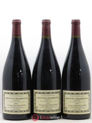 Griotte-Chambertin Grand Cru Marchand Frères 2009