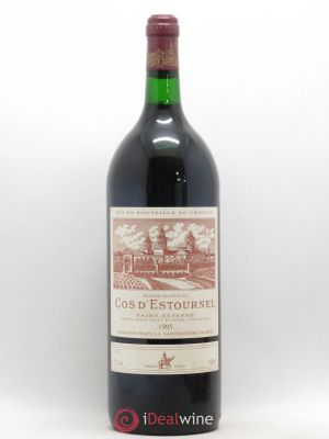 Cos d'Estournel 2ème Grand Cru Classé  1995 - Lot de 1 Magnum