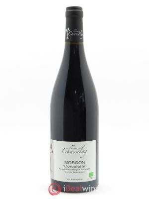 Morgon Corcelette Chasselay  2018 - Lot de 1 Bottle