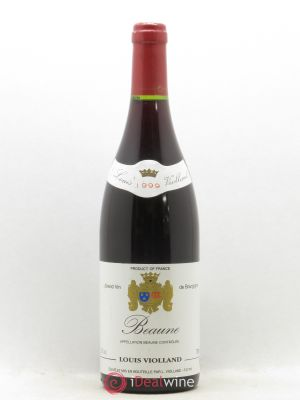 Beaune Louis Violland  1999 - Lot de 1 Bouteille