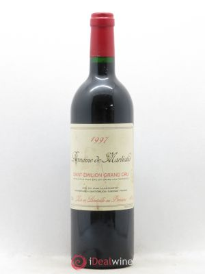Saint-Émilion Grand Cru Domaine de Martialis 1997 - Lot de 1 Bottle