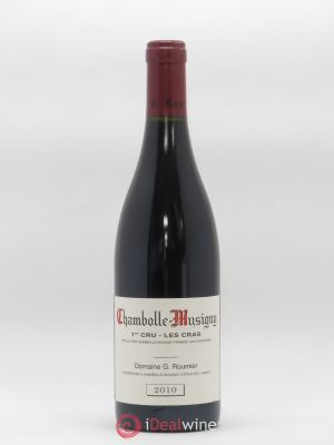 Chambolle-Musigny 1er Cru Les Cras Georges Roumier (Domaine)  2010