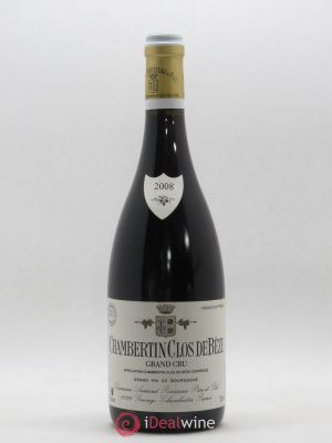 Chambertin Clos de Bèze Grand Cru Armand Rousseau (Domaine)  2008 - Lot de 1 Bottle