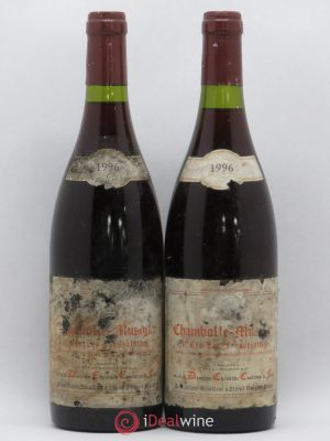 Chambolle-Musigny 1er Cru Feusselottes Christian Confuron et fils 1996