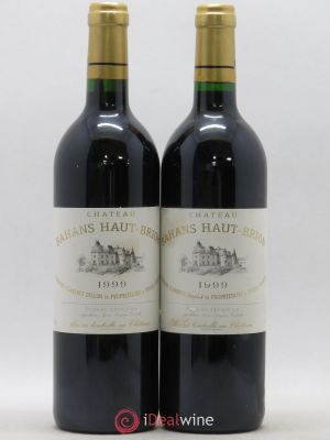 Clarence (Bahans) de Haut-Brion Second Vin  1999