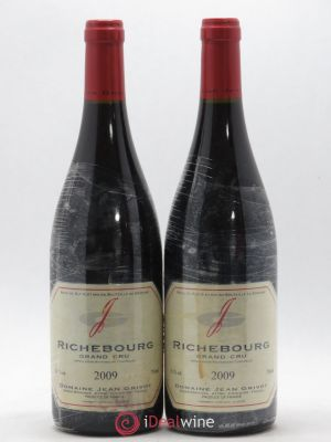 Richebourg Grand Cru Jean Grivot  2009 - Lot de 2 Bouteilles