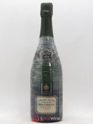 Grande Année Bollinger  1996 - Lot de 1 Bottle
