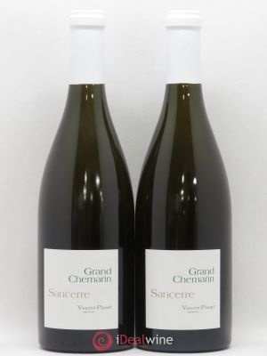Sancerre Grand Chemarin Vincent Pinard (Domaine)  2017 - Lot de 2 Bottles