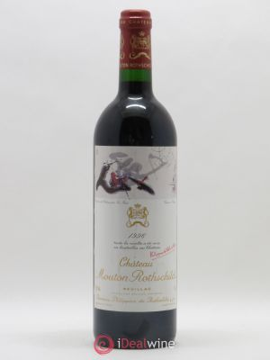Château Mouton Rothschild 1er Grand Cru Classé  1996 - Lot de 1 Bottle