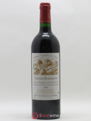 Château Beauséjour (Duffau-Lagarrosse) 1er Grand Cru Classé B  2000 - Lot de 1 Bottle