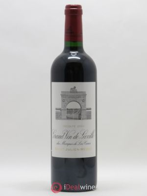 Château Léoville Las Cases 2ème Grand Cru Classé  2004 - Lot de 1 Bottle