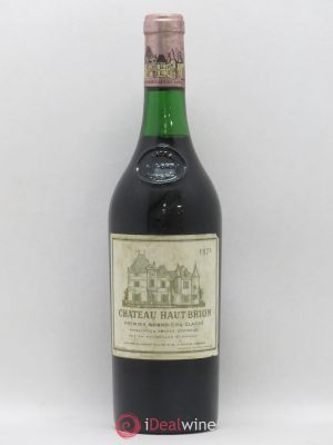 Château Haut Brion 1er Grand Cru Classé  1971 - Lot de 1 Bottle