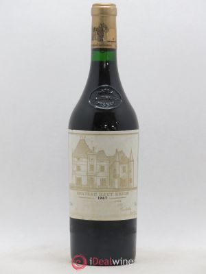 Château Haut Brion 1er Grand Cru Classé  1987 - Lot de 1 Bottle