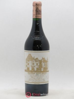 Château Haut Brion 1er Grand Cru Classé  2001 - Lot de 1 Bottle