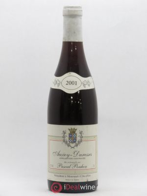 Auxey-Duresses Pascal Pouhin (no reserve) 2001 - Lot de 1 Bottle