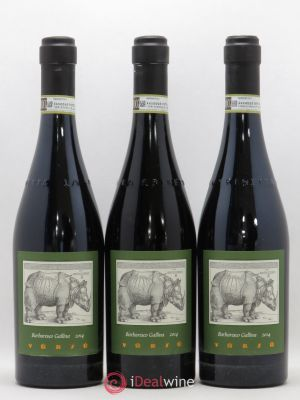 Barbaresco La Spinetta DOCG Gallina Vursu Giorgio Rivetti   2014 - Lot de 3 Bottles