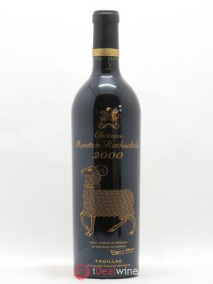 Château Mouton Rothschild 1er Grand Cru Classé  2000 - Lot de 1 Bottle