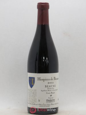 Beaune 1er Cru Cuvée Brunet Hospice de Beaune (no reserve) 2011 - Lot de 1 Bottle