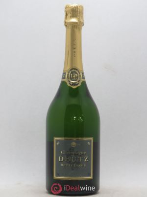 Brut Classic Deutz  (no reserve) ---- - Lot de 1 Bottle