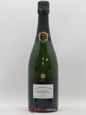 Grande Année Bollinger  (no reserve) 2000 - Lot de 1 Bottle