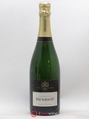 Blanc de blancs Henriot  (no reserve) ---- - Lot de 1 Bottle