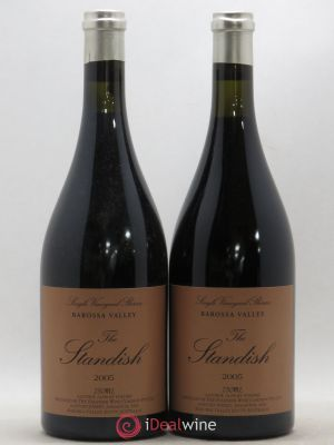 Australie Shiraz The Standish Barossa Valley 2005 - Lot de 2 Bottles