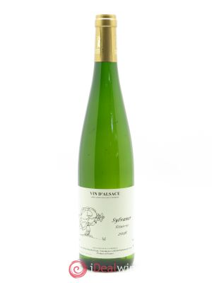 Sylvaner Réserve Ginglinger  2018 - Lot de 1 Bottle